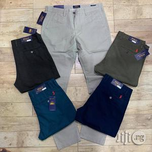 Polo Ralph Lauren and Lacoste Chinos Trousers | Clothing for sale in Lagos State, Lagos Island (Eko)