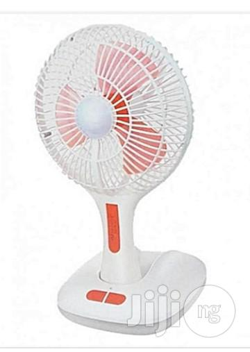Kamisafe Multifunction Foldable Rechargeable Table Fan With USB and Led Light | Home Appliances for sale in Mushin, Lagos State, Nigeria