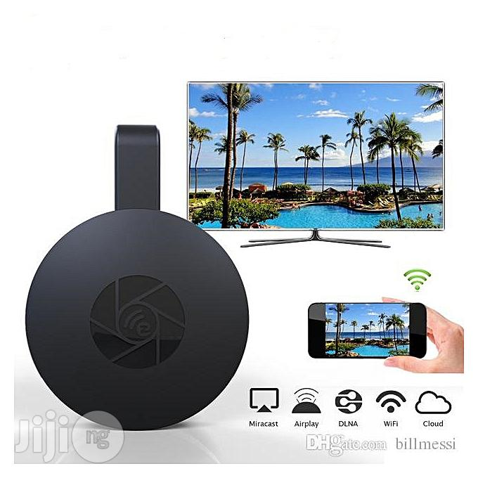 Chromecast TV Streaming Device HDMI Dongle | Accessories & Supplies for Electronics for sale in Ikeja, Lagos State, Nigeria