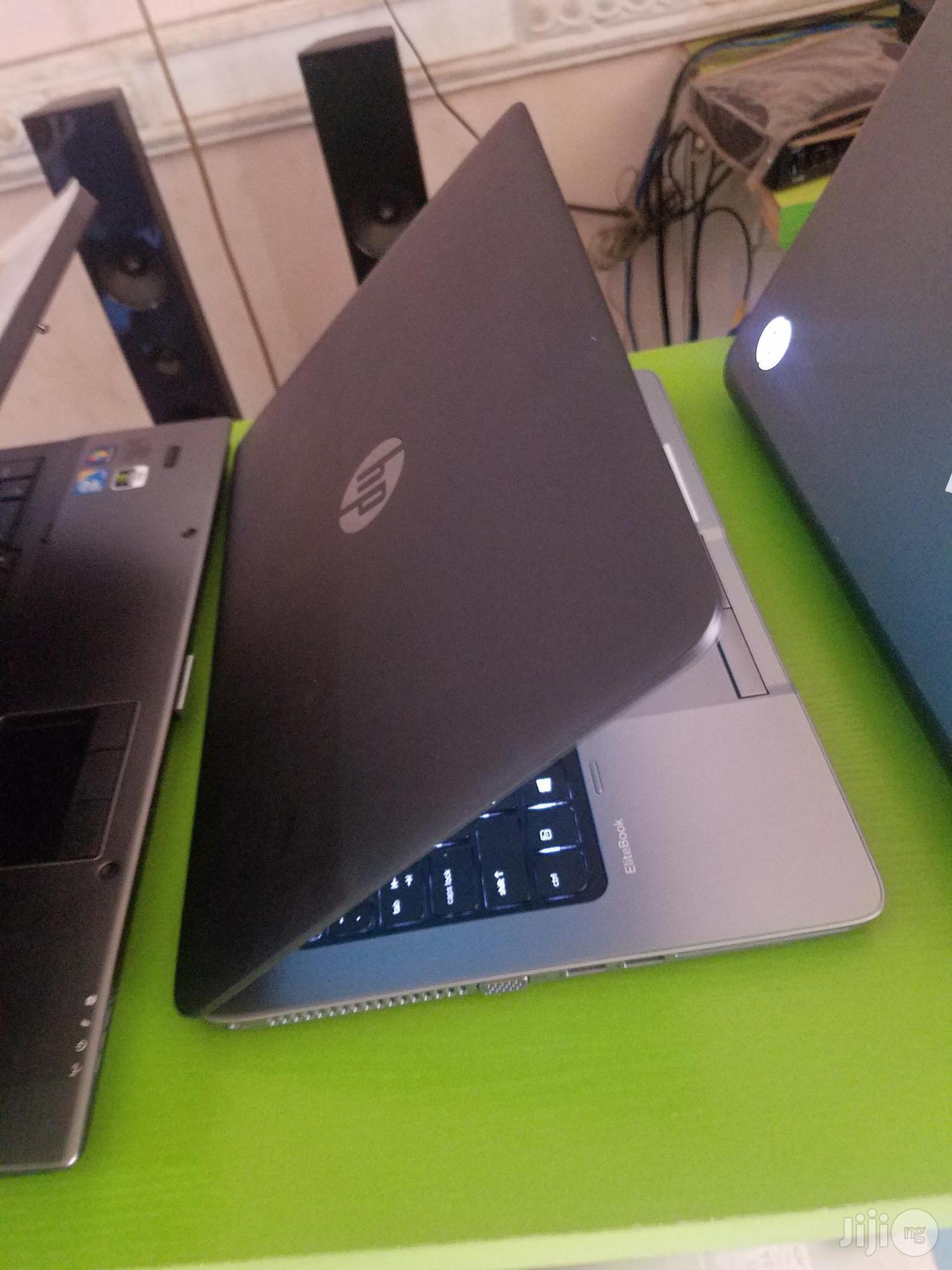 Laptop HP EliteBook 840 G1 4GB Intel Core I5 500GB   Laptops & Computers for sale in Enugu / Enugu, Enugu State, Nigeria