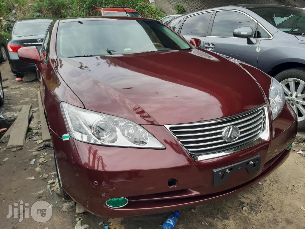 Archive: Lexus ES 350 2009