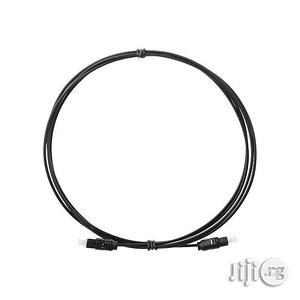 Optical Cable 1.5M Pure Copper Quality | Accessories & Supplies for Electronics for sale in Lagos State, Ikeja