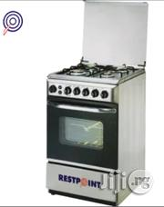 Restpoint Standing Gas Stove RC-50G | Kitchen Appliances for sale in Lagos State, Ojo