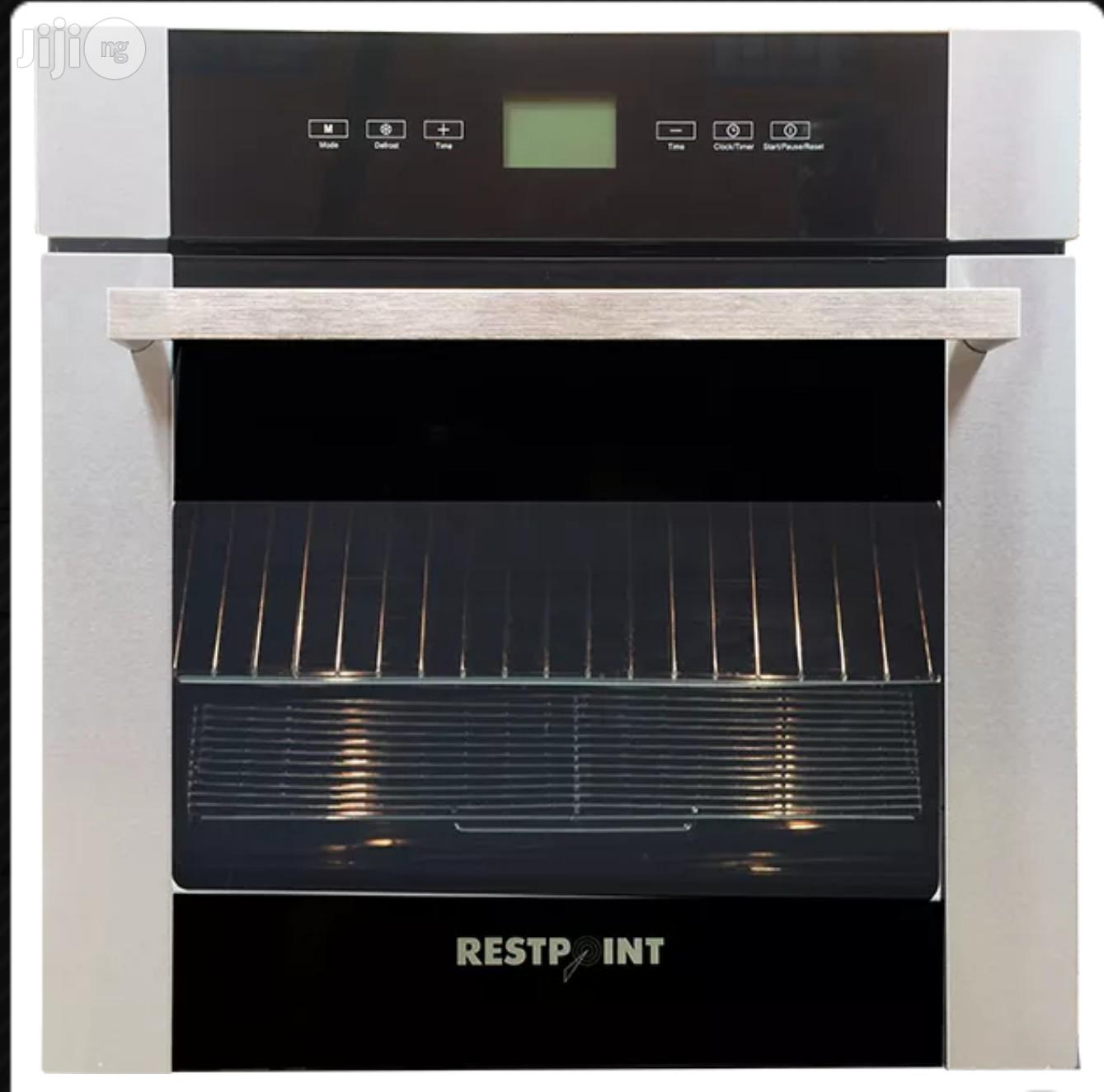 Archive: Restpoint Electric Built in Oven MC-60VG