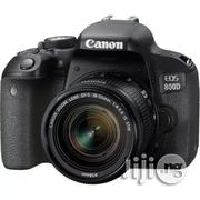 Canon EOS 800d DSLR Camera | Photo & Video Cameras for sale in Lagos State, Ikeja