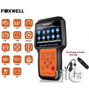 Foxwell Nt650 Obd2 Car Diagnostic Tool Abs Airbag Sas | Vehicle Parts & Accessories for sale in Rivers State, Port-Harcourt