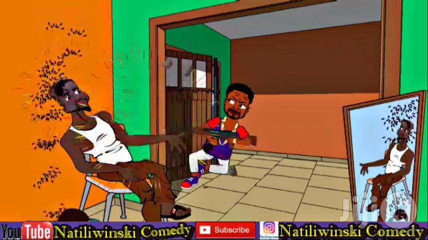 Graphics Designer/Cartoon Animator