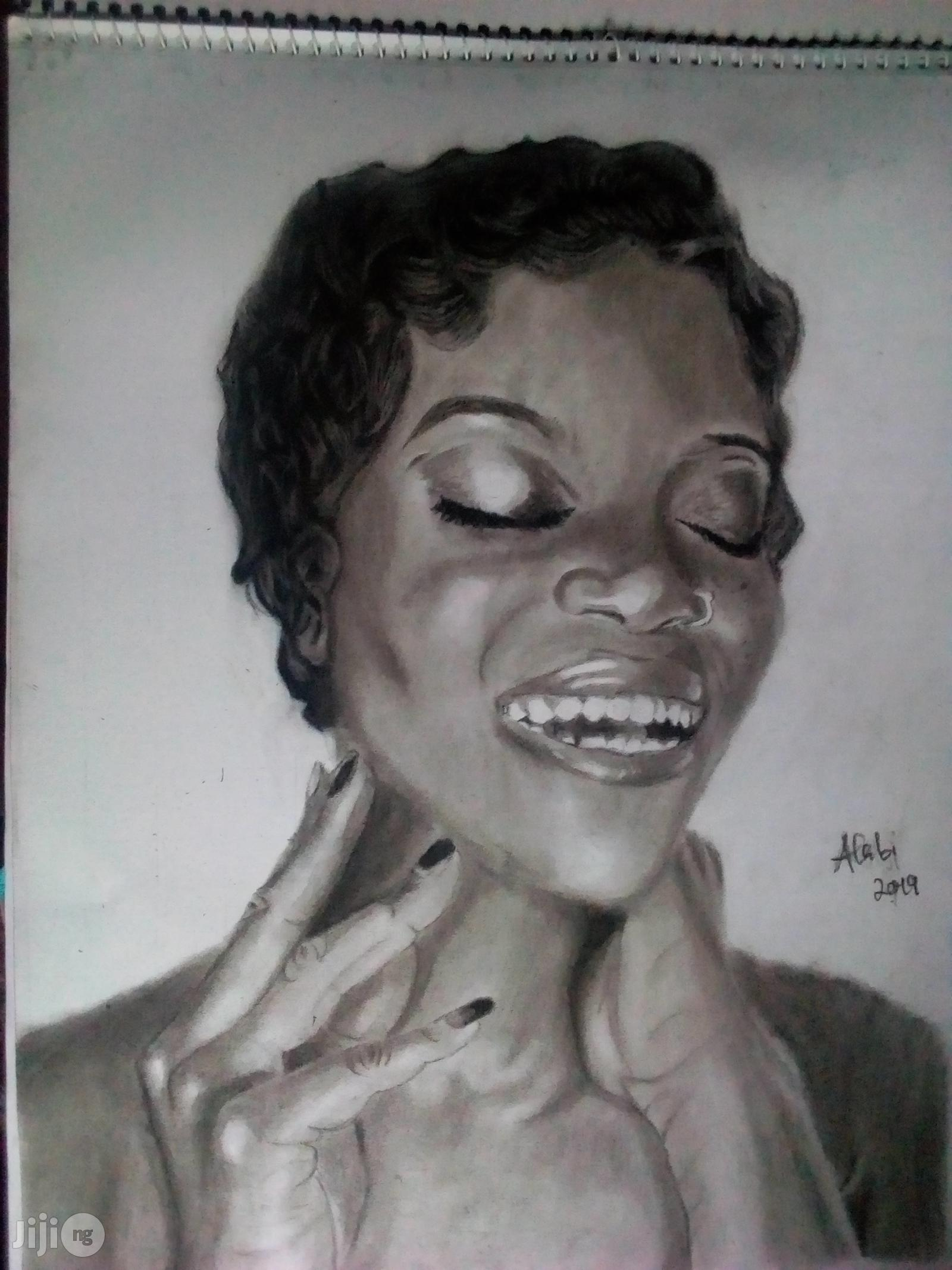 Pencil Artist | Arts & Entertainment CVs for sale in Akinyele, Oyo State, Nigeria