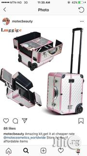 Trolley Makeup Box Durable   Tools & Accessories for sale in Lagos State, Amuwo-Odofin