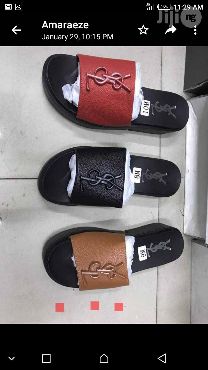 LV Ladies Casual Slippers | Shoes for sale in Amuwo-Odofin, Lagos State, Nigeria