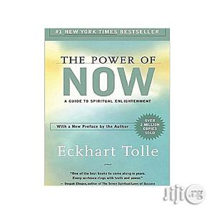 The Power of Now: A Guide to Spiritual Enlightenment | Books & Games for sale in Lagos State, Oshodi