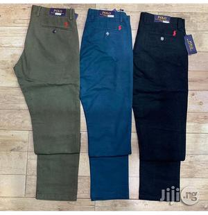 Ralph Lauren Chinos Trousers Original | Clothing for sale in Lagos State, Surulere