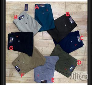 Ralph Lauren Chinos Trousers Quality | Clothing for sale in Lagos State, Surulere