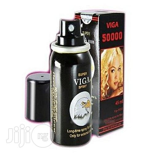 Super Viga 50000 Spray | Sexual Wellness for sale in Lagos State, Nigeria