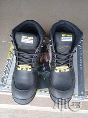 Safety Boot Black | Shoes for sale in Cross River State, Etung