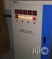 100KVA Three-phase Servo Industrial Stabilizer | Electrical Equipment for sale in Lagos State, Ikeja