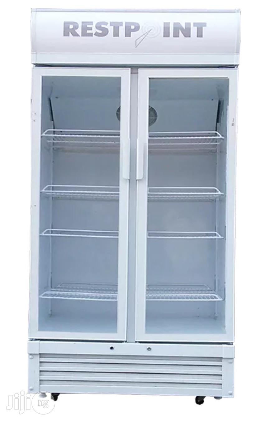 Archive: Restpoint Showcase Cooler RP-700SC Double Door