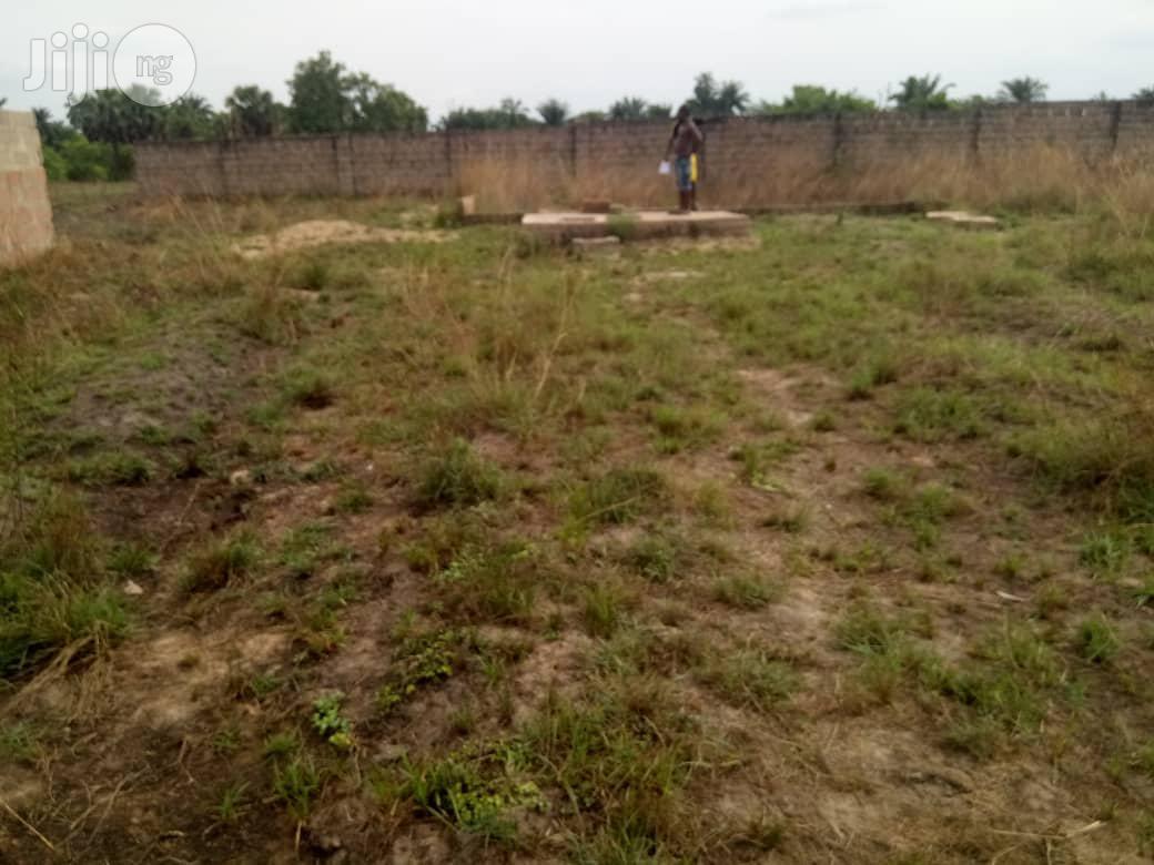 6 Plots of Land for Sale Opp.Ide Quarter