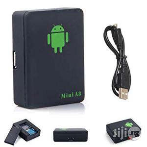 Mini A8 Real Time GPS GSM/GPRS Tracker | Vehicle Parts & Accessories for sale in Lagos State, Ikeja
