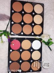 AVOUR 9in1 Powder Pallete | Makeup for sale in Lagos State, Amuwo-Odofin