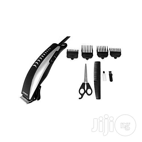 Scarlet Hair Clipper Set - Black