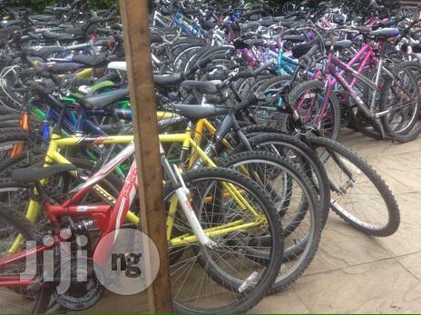 Various Bicycle Seizes