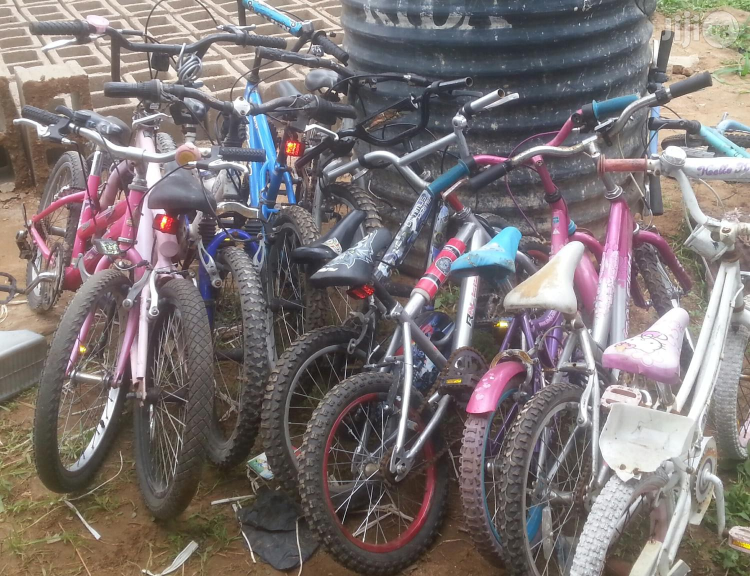 Various Bicycle Seizes   Sports Equipment for sale in Alimosho, Lagos State, Nigeria