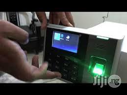 ZKT S30 Fingerprint Time Attendance | Safetywear & Equipment for sale in Lagos State, Ikeja
