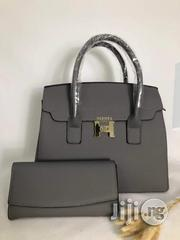 Women Leather Handbag With Purse - Hermes Designers   Bags for sale in Lagos State, Ojo