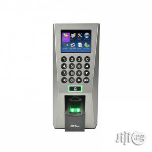 ZKT F18 Fingerprint Time Attendance Door Access System | Computer Accessories  for sale in Lagos State, Ikeja