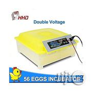 Hhd 56 Eggs Incubator - 220V/12V With Drinker ,Egg Tester   Farm Machinery & Equipment for sale in Abuja (FCT) State, Central Business Dis