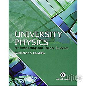 University Physics: For Engineering And Science Students   Books & Games for sale in Lagos State, Oshodi