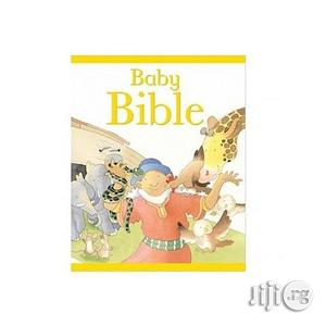 Baby Bible For Children   Books & Games for sale in Lagos State, Oshodi