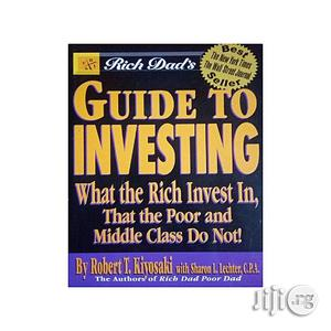 Rich Dad's Guide to Investing | Books & Games for sale in Lagos State, Oshodi