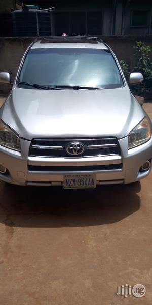 Toyota RAV4 2010 2.5 Limited Silver | Cars for sale in Anambra State, Awka