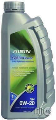 Aisin (Green Power ) 0W20 Hybrid Fully Synthetic Motor Oil | Vehicle Parts & Accessories for sale in Rivers State, Port-Harcourt