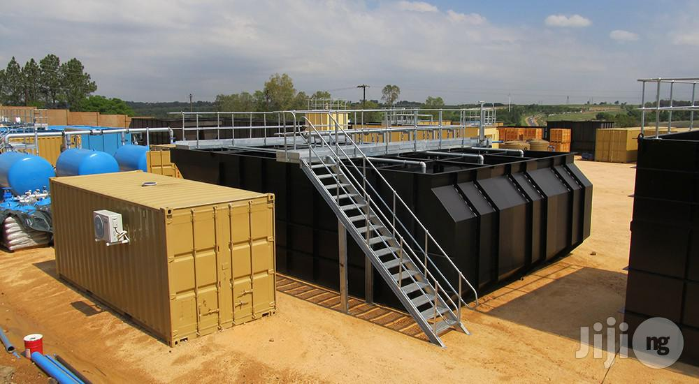 Sewage Treatment Plants | Manufacturing Services for sale in Amuwo-Odofin, Lagos State, Nigeria
