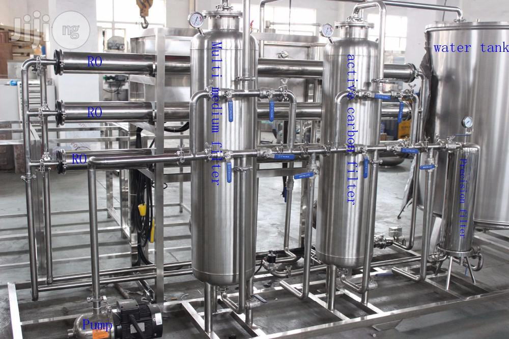 Water Treatment Plant | Manufacturing Equipment for sale in Amuwo-Odofin, Lagos State, Nigeria