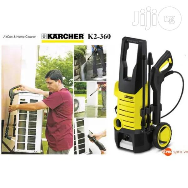 Karcher Pressure Washer K 2.360--for Car And Other Domestic Wash | Vehicle Parts & Accessories for sale in Lagos Island, Lagos State, Nigeria