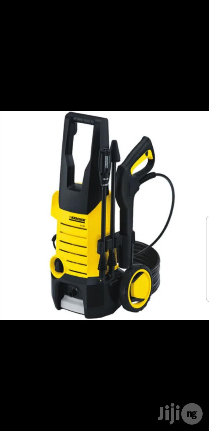 Karcher Pressure Washer K 2.360--for Car And Other Domestic Wash