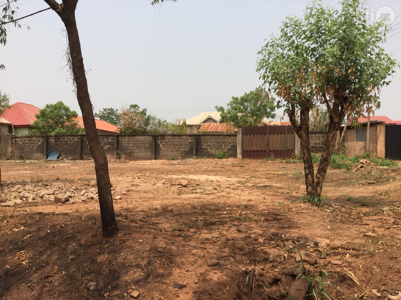 2 Plots of Land Along Thinkers Corner Major Road B4 Intercolor Company | Land & Plots For Sale for sale in Enugu, Enugu State, Nigeria