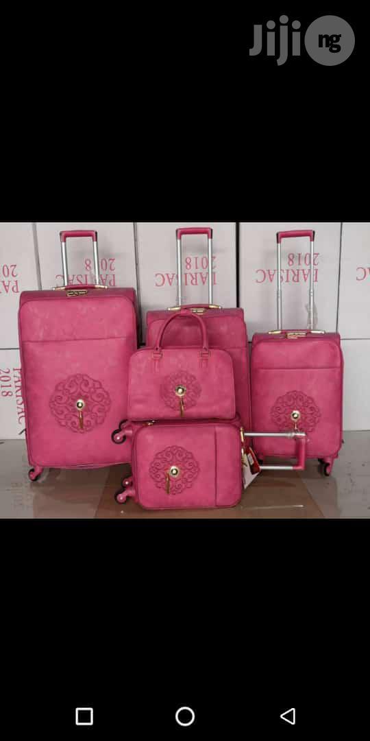 Female Fashion Luggage