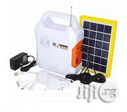Kamisafe Solar Lighting Kit With Phone Charger, Radio And Multimedia | Solar Energy for sale in Lagos State, Agege