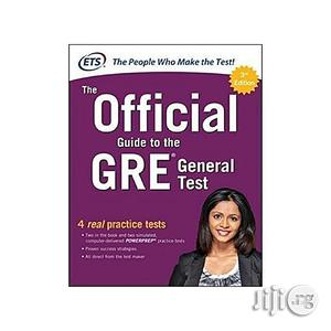 The Official Guide To The GRE General Test 3rd Edition | Books & Games for sale in Lagos State, Oshodi