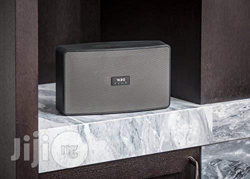 Varo Portable Wi-fi + Bluetooth Multi Room Speaker Vibe