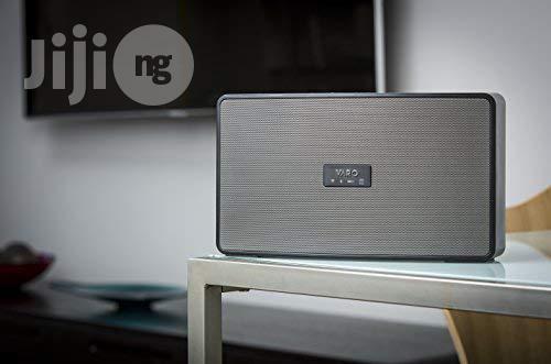 Varo Portable Wi-fi + Bluetooth Multi Room Speaker Vibe | Audio & Music Equipment for sale in Ikeja, Lagos State, Nigeria