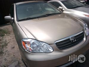 Toyota Corolla 2007 LE Gold | Cars for sale in Lagos State, Amuwo-Odofin