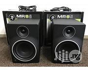 Mackie Mackie MR6 MK3 Powered Active Studio Monitor Speaker 6 Inch 6 MR-6 Pair | Audio & Music Equipment for sale in Oyo State, Ibadan