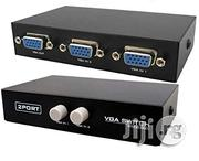 2port Vga Splitter | Accessories & Supplies for Electronics for sale in Lagos State, Ikeja