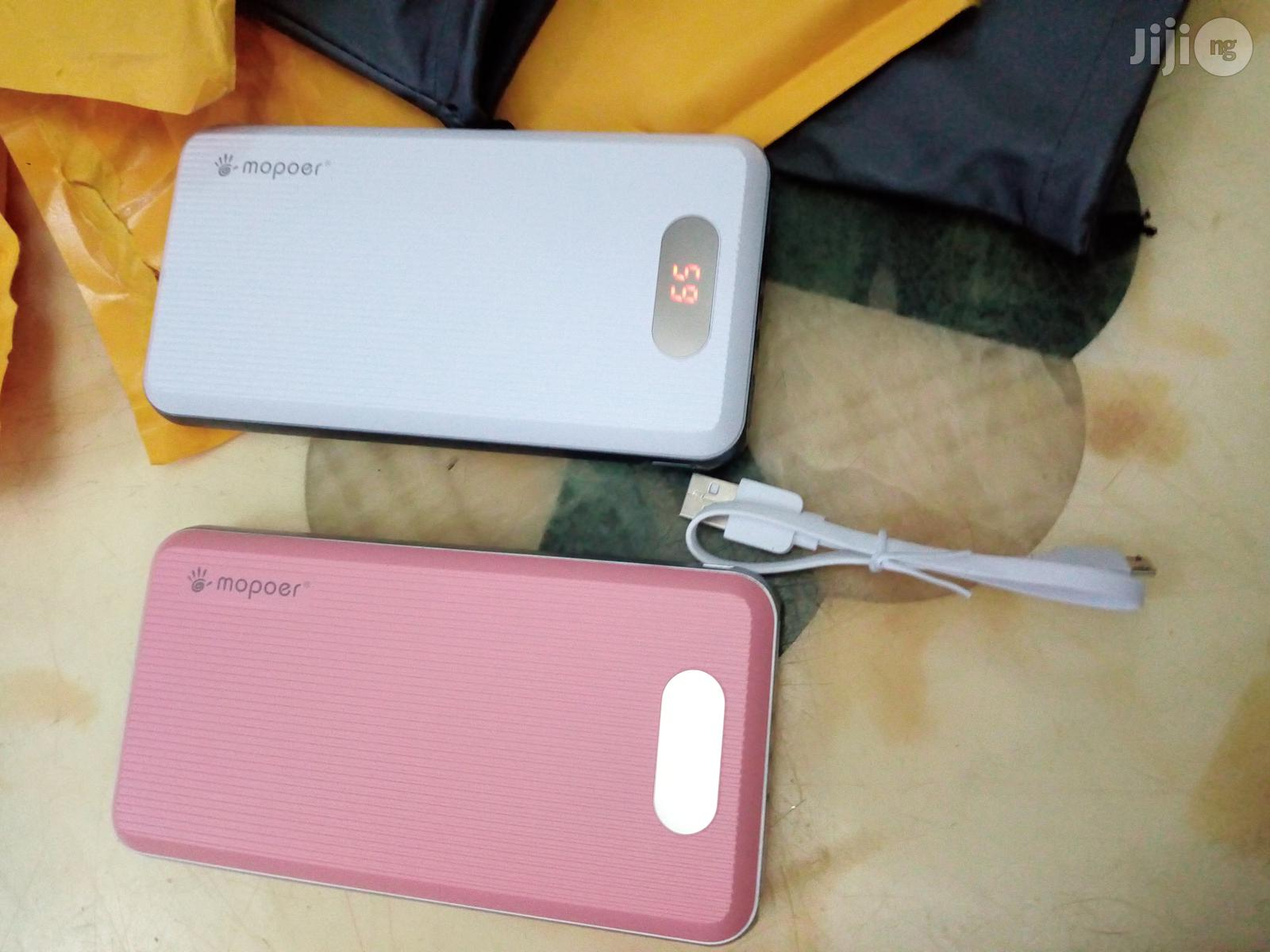 High Quality MOPOER 20000MAH Original Power Bank | Accessories for Mobile Phones & Tablets for sale in Lagos Island (Eko), Lagos State, Nigeria